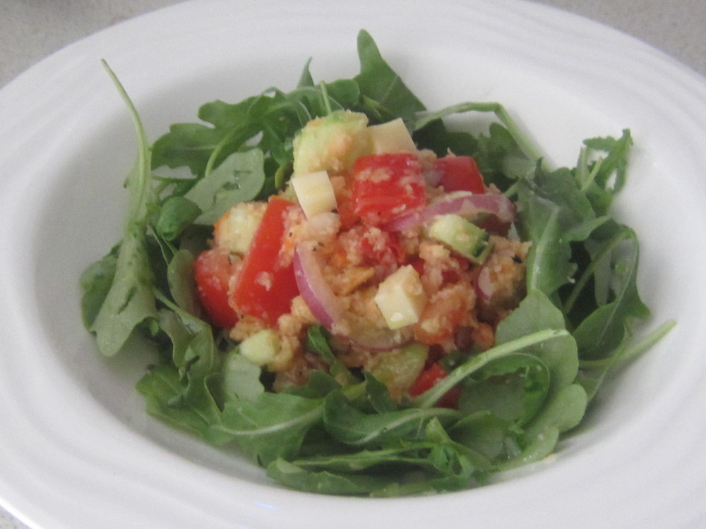 サンマルツァーノトマトのパンツァネッラ